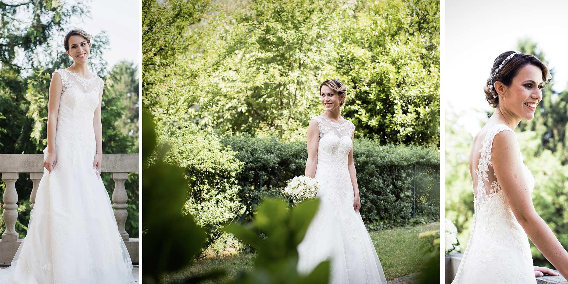 La sposa prima delle nozze