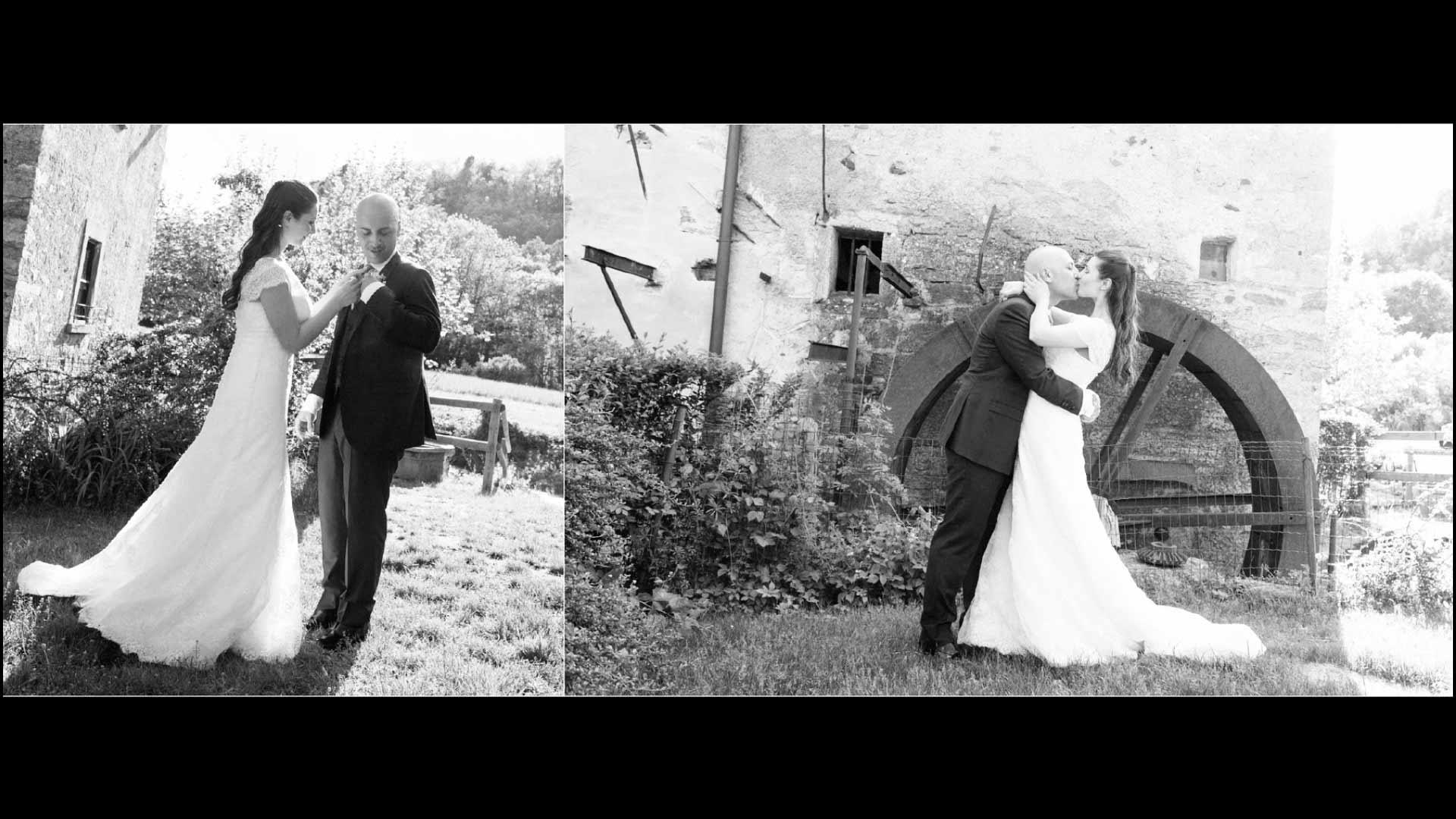 Gli sposi al mulino