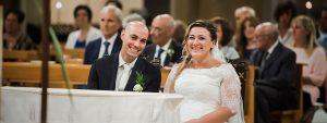 Sorrisi degli sposi